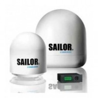 SAILOR COBHAM Satellite TV world system (sailor 90)