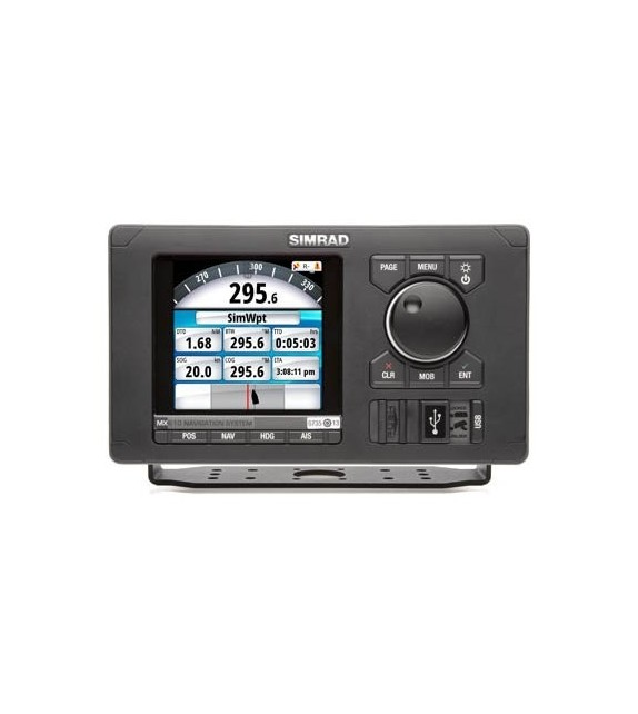 SIMRAD MX610 GPS NAVIGATION w/20m cable & bracket