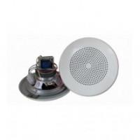 B560TS Alumin Clg Spkr 6W 70/100V S/bkrt