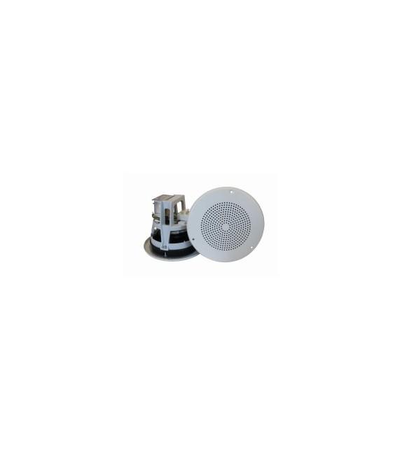DNH B560T Aluminium Ceiling Speaker 6W 70/100V P/bkrt