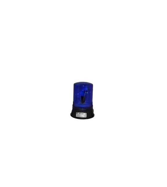 MOFLASH LED Slobe/Rotating Beacon 24VDC 21W Blue