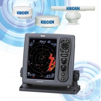 KODEN MDC-904A 8.4-inch Color LCD Marine Radar
